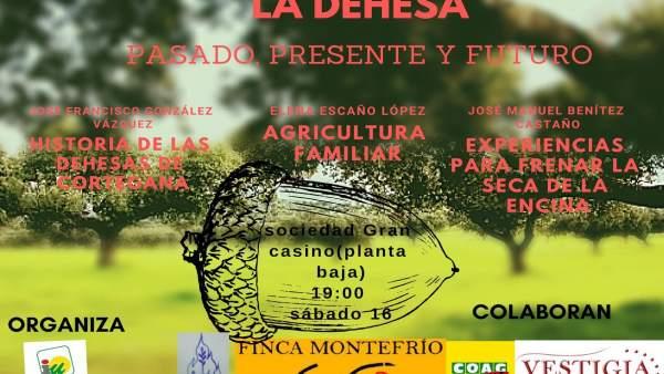 Huelva.- IU organiza un encuentro para impulsar el sector agroganadero en Corteg