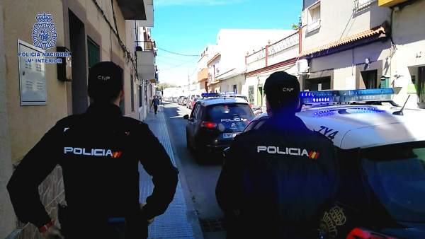 Cádiz.-Sucesos.- A prisión el presunto autor que intentó matar en Jerez a una pe
