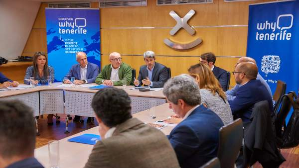 [Grupocanarias] Nota De Prensa Y Fotografías: Why Tenerife Convenio