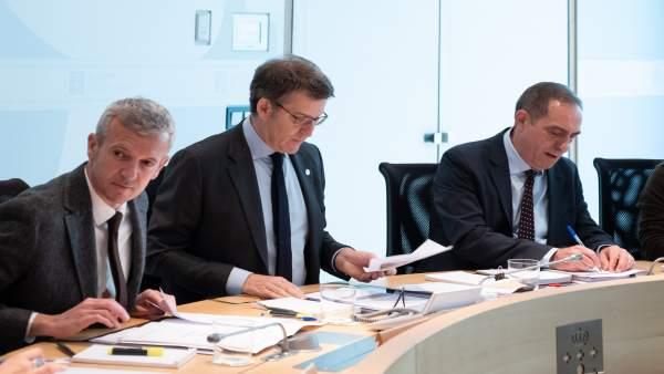 AV.- Consello.- La Xunta estudia prohibir 'por ley' que las guarderías privadas