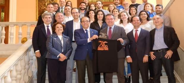 Sevilla.- El Equipo Solar Decathlon-US presenta en el Ayuntamiento sus dos nuevo
