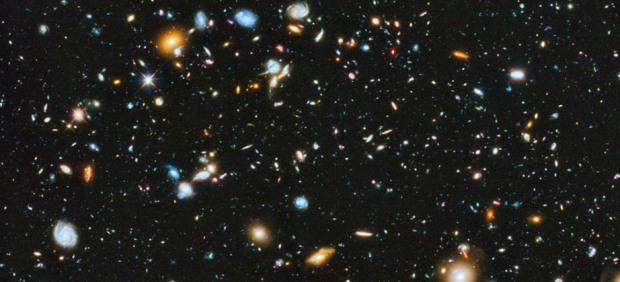 El Campo Ultra Profundo del Hubble.