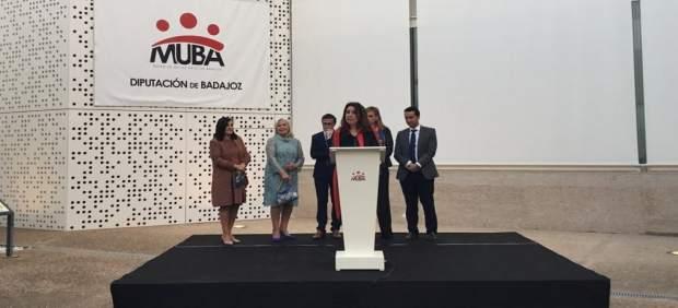 El Museo de Bellas Artes de Badajoz expone hasta el mes de mayo una exposición d