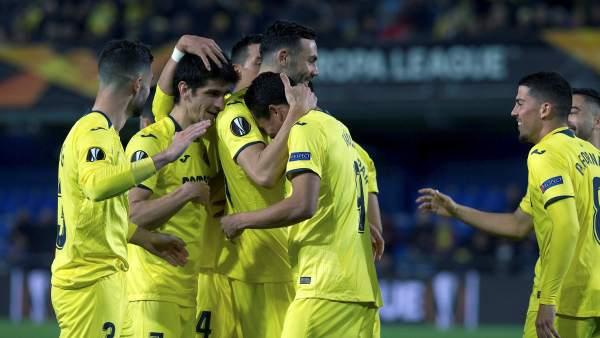 El Villarreal en la Europa League
