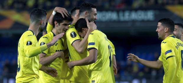 El Villarreal en la Europa League