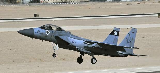 Fuerza Aérea israelí