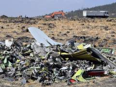 Accidente aéreo en Etiopía