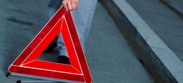 Triángulos de coche