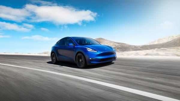 Modelo Y de Tesla
