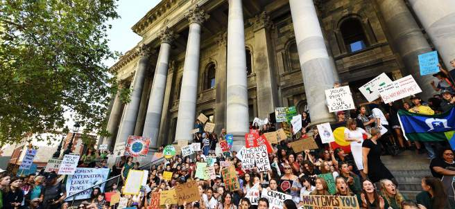 Voces contra el cambio climático