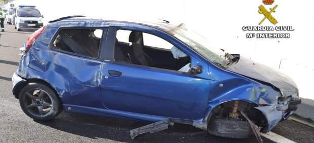 Detenido un vecino de Ponteareas (Pontevedra) que sufrió un accidente y abandonó