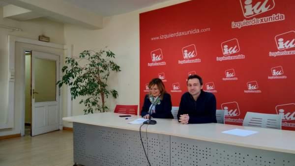Vallina (IU) aspira a devolver 'ilusión' a Asturias