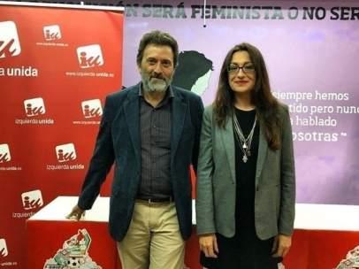 Mauricio Valiente y Sol Sánchez
