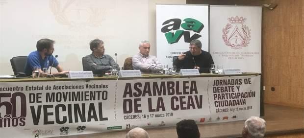 El recibo de la luz y la política ferroviaria centran el debate de las AAVV de E