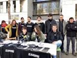 15 Detenidos Por El Aniversario Del 1-O En Girona Se Querellan Contra La Policía