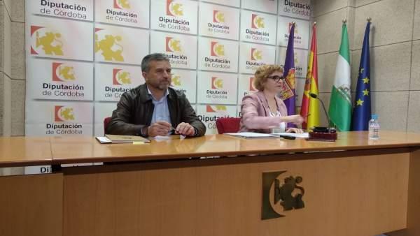 Córdoba.-Marisa Ruz defiende la 'legítima' decisión de cesar al gerente de la Fu