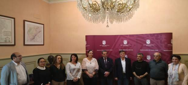 Diputación de Segovia aporta 80.000 euros para apoyar a los grupos de Acción Loc