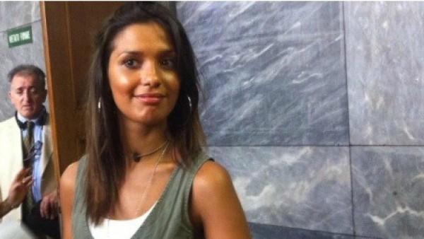 La modelo marroquí Imane Fadil