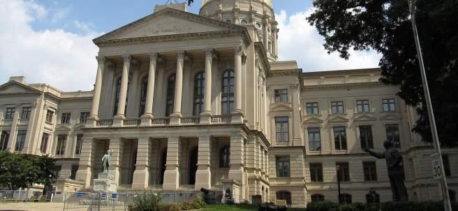 Capitolio de Georgia