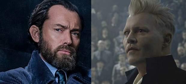 Dumbledore y Grindelwald