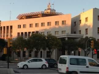 Calle Ayala en Málaga