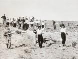 Milicianos republicanos detenidos