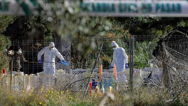 Autopsia de los niños de Godella: murieron por las fracturas craneales que les provocó la madre