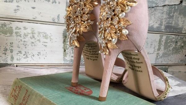 Zapatos de boda