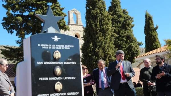 El Gobierno de Aragón quiere aprovechar la Ley de Memoria Democrática para atrae