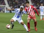 Leganés vs. Girona.