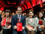 Pedro Sánchez ha presentado este miércoles el programa del PSOE para el 28A.