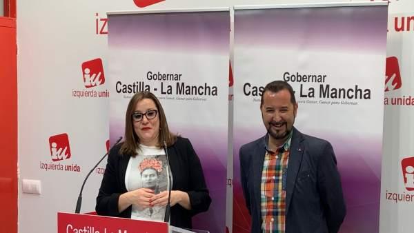 AMP.- 26M.- Podemos, IU y Equo confluirán con Molina de candidato en C-LM y Cres