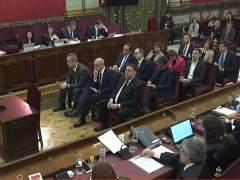 Foto del juicio del procès