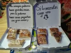 Pizzería NISA, en La Laguna