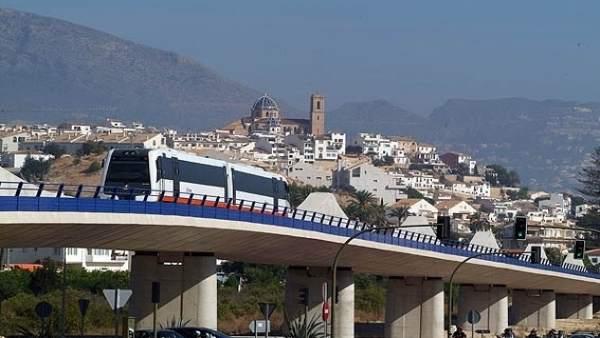 TRAM de Alicante