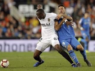 Valencia vs. Getafe.