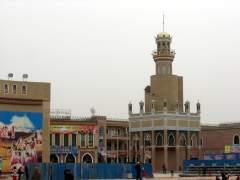 Mezquita en Xianjing
