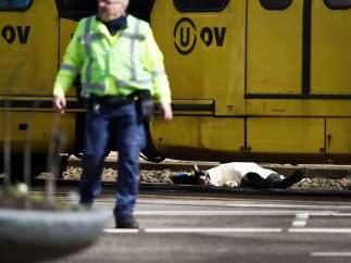 Ataque indiscriminado a un tranvía en Utrecht