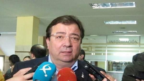 Vara considera que en el PSOE 'lo importante son las ideas y los proyectos', no