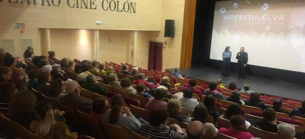 Huelva.- Más de 800 personas asisten a las proyecciones de 'Wofest' que patrocin