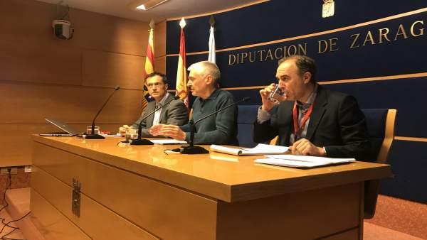Zaragoza.- Un informe de la DPZ propone activar el mercado de vivienda en el ter