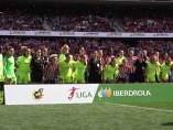 Árbitras Atlético-Barcelona femenino