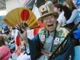 Naotoshi Yamada, el abuelo olímpico