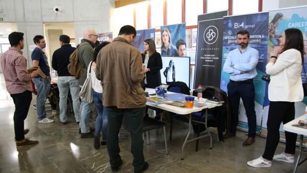 Granada.- Ofertan más de 320 empleos para profesionales de las tecnologías de la