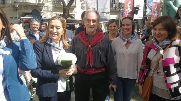 """Ana Pastor: """"El vot menys manipulable és el de les dones, és el potser vegada més meditat"""""""