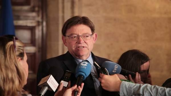 La Generalitat es reunirà el dimecres amb Advocacia per a estudiar la sentència del TS sobre el Tajo