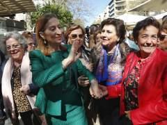 Ana Pastor, en una visita a Córdoba.