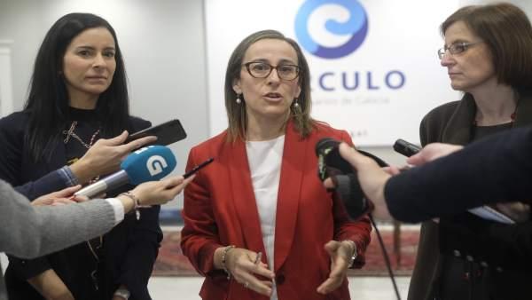 La Xunta urge al Gobierno el desbloqueo del convenio sobre el abastecimiento de