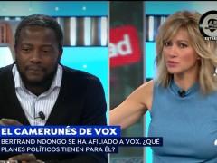 Susana Griso y Ndongo