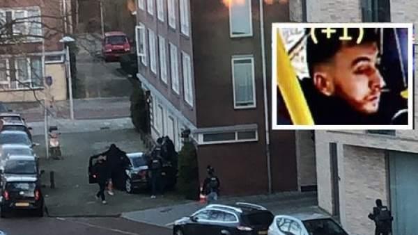 Tres muertos en un posible ataque terrorista en Holanda